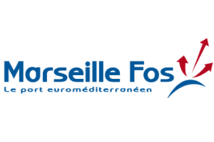 Logo Port de Marseille Fos