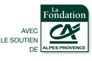 Logo Fondation Crédit Agricole Alpes Provence