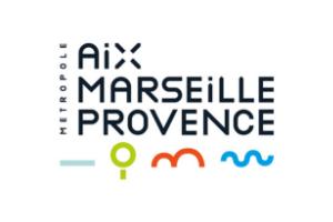 Logo Métropole Aix-Marseille Provence