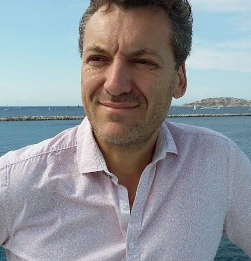Emmanuel LAURAND, gérant du restaurant l'Ambassade de Bretagne
