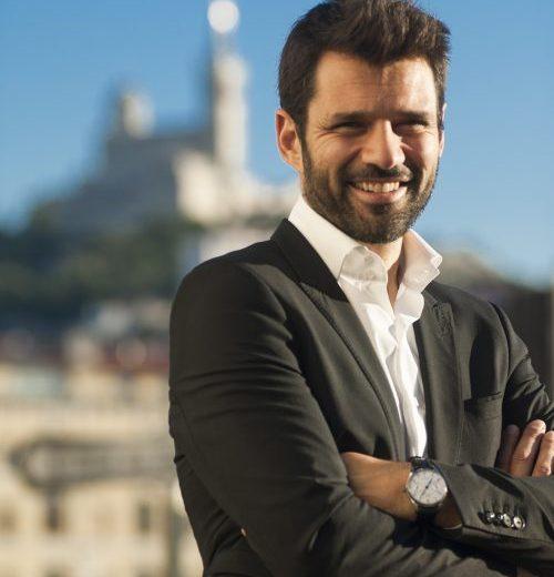 Nicolas Guyot Directeur – Hôtel Carré Vieux Port Marseille
