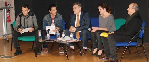 Débat avec Yves ROUSSET, préfet délégué à l'égalité des chances