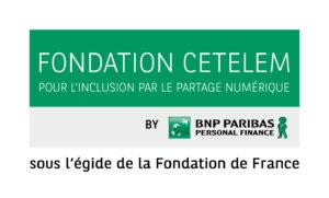 Logo Fondation Cetelem