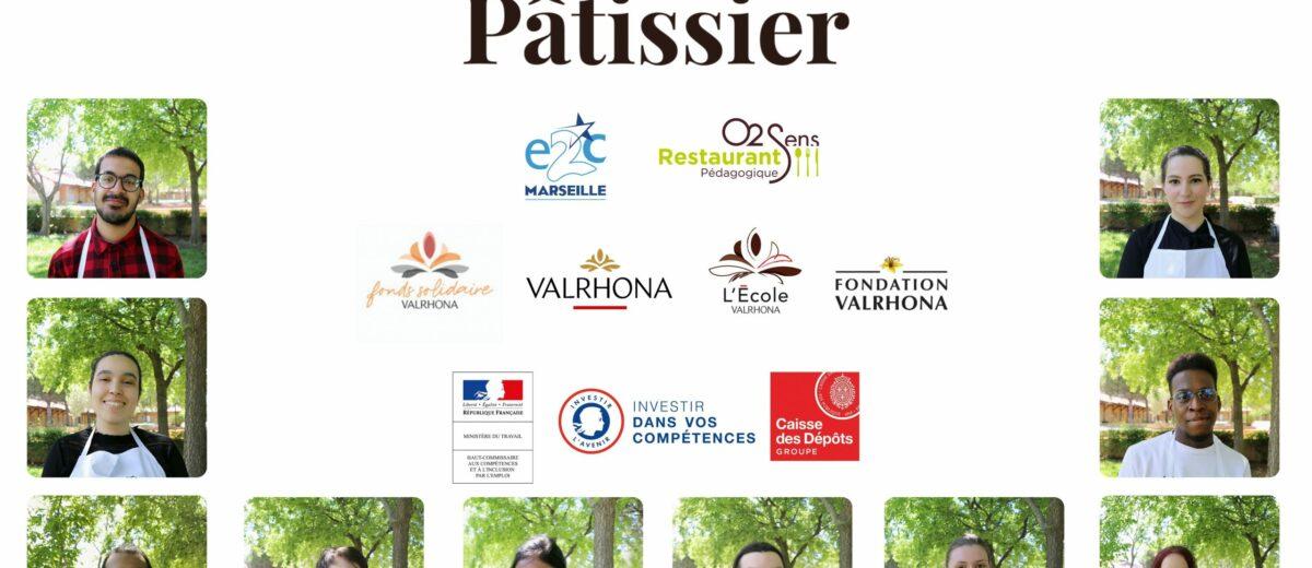 Journée de lancement du programme Graines de Pâtissier avec la Fondation Valrhona