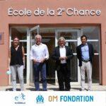 Visite-OMFondation-OlympiquedeMarseille-E2CMarseille
